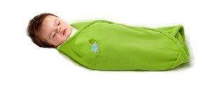 NoJo Little Bedding Baby Swaddling Blanket