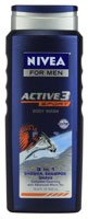 Nivea for Men Nivea for Men Active3 Sport, 16.9-Ounce