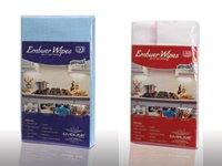 Embuer Wipes Multi Use Wipes - White, 30 cm x 50 cm, PACK OF 20 PCS