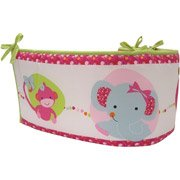 Bedtime Originals by Lambs & Ivy - Tutti Frutti Crib Bumper
