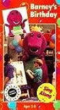 Barney's Birthday [VHS]