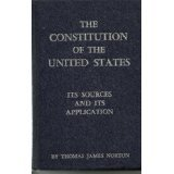 img - for The Constitution of the United States: Its Sources and Its Application book / textbook / text book