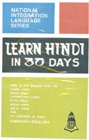 Learn Hindi in 30 Days through English by K.…