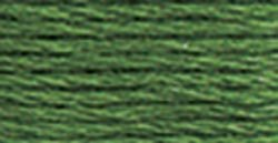 DMC 115 3-367 Pearl Cotton Thread, Dark Pistachio Green