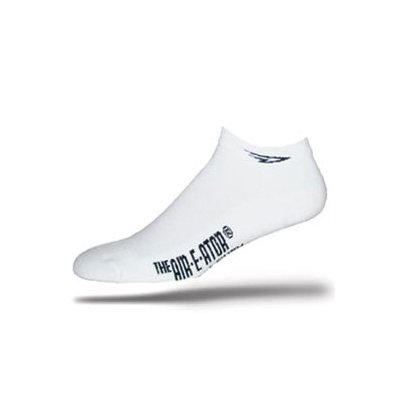 Buy Low Price DeFeet Speede D-Logo White Cycling/Running Socks – SPDWHT (B000JWQXQY)