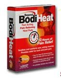 Buy Beyond Bodi Heat Pads - 3 Per Box (Beyond Body Heat Packs, Health & Personal Care, Products, Health Care, Pain Relievers, Alternative Pain Relief)