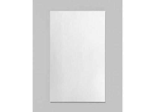 Robern Rc1626D4Fp1 R3 Series Single Door Mirrored Medicine Cabinet With Plain Door, Plain front-972526