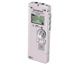 Olympus - Digital Dictaphone WS-300M in Pink