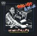 echange, troc Dewey Phillips - Red Hot & Blue