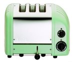 Dualit 3 Slice Combi Toaster Mint Green 31211