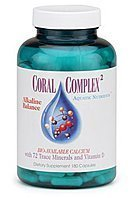 Coral Complex 3, Coral Calcium, 600 mg 180 Capsules - Provided by Advanced Physician Formulas