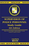 img - for Supervision of Police Personnel Study Guide book / textbook / text book