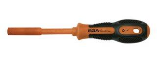 """Ega-master 76737 - Po magnetica cacciavite titolare 1/4 """"1000v"""