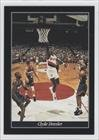 Clyde Drexler Portland Trail Blazers (Basketball Card) 1993-94 Franz Portland Trail... by Franz Portland Trail Blazers
