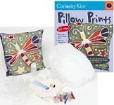 Curiosity Kits - Pillow Prints