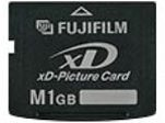 FUJIFILM DPC-M1GB xD-Picture Card 1GB