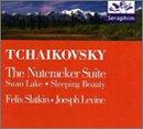 Tchaikovsky: Nutcracker Suite / Swan Lake / Sleeping Beauty (Ballets) - Highlights