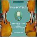 Salvatore Accardo Plays Paganini's Guarneri Violin