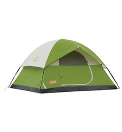 Coleman Sundome 4 9'x7' - 4 Person Tent