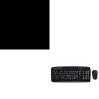 Kitlog920002836Mas00208 - Value Kit - Master Caster 1-1/2 Locking Channel (Mas00208) And Logitech, Inc. Mk320 Wireless Desktop Set (Log920002836)