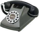 Conair Metropolis Corded Desk Phone (SW2504GPW)