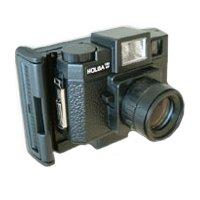 Holga Polaroid Camera