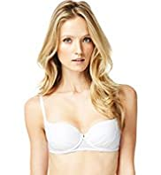 Autograph Scallop Lace Push-Up A-DD Bra