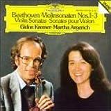 Beethoven Violin Sonatas Nos. 1-3