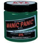 Manic Panic Semi Permanent Hair Dye Enchanted