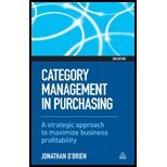 img - for Category Management in Purchasing A Strategic Approach to Maximize Business Profitability by O'Brien, Jonathan [Kogan Page,2012] [Hardcover] Second (2nd) edition book / textbook / text book