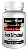 Beta Sitosterol 425 Mg Mega Strength - 90 Caps By Amermed