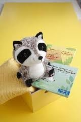 Hallmark Educational Products - Hallmark WATSON THE RACCOON Interactive Story Buddy Includes 1st book Watson and the case of The Sneaky Stealer - this item is an interactive story buddy and book. by Hallmark