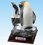 【 海遊館ミュージアム 】 05 オオサマペンギン ジェンツーペンギン [NATURE TECHNI COLOUR]【 海遊館限定 フィギュア 】