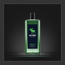 Hamlin Elite Body Wash 4.2 oz by Abercrombie & Fictch for Men