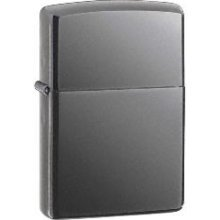 Black Ice High Polish Zippo Lighter *Free Engraving (optional)