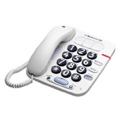 BT Big Button 100 Telephone (White) picture