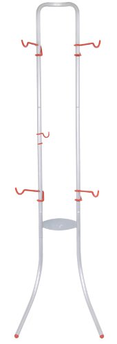 Delta Cycle Delta Michelangelo Two-bike Gravity Stand (red Hooks) - Delta Cycle at Sears.com