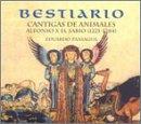 echange, troc Alfonso X El Sabio, Musica Antigua, Eduardo Paniagua - Bestiario (Cantigas De Animales)