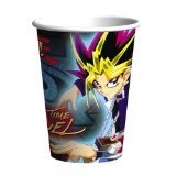 Yu-gi-oh 8 Party Cups Hot/cold Cups