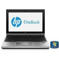 HP EliteBook 2170p C7A49UT 11.6 LED Notebook Intel Core i3-3217U 1.8GHz 4GB DDR3 500GB HDD Bluetooth Windows 7 Masterful 64-Bit with Win8 Pro License