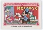 Welcome to the Neighborhood (Trading Card) 1991 Impel Minnie 'n Me Series 1 #27