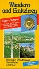 Wandern und Einkehren, Bd.22, Region...