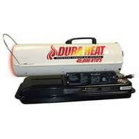Dura Heat, DFA50 Portable Kerosene Forced Air Heater, 50,000 BTU Output