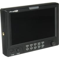 Jvc Dt-X71Hi Prohd 7-In Ac/Dc Portable Monitor (Hd-Sdi, Hdmi, Composite)