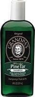 Grandpa Wonder Pine Tar Shampoo, 8 Ounce -- 3 Per Case.
