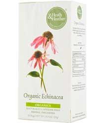 Heath & Heather Organic Echinacea Tea 20 Bag(s)