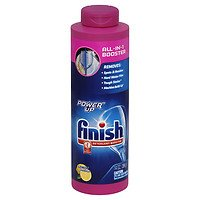 Finish Power up Dishwasher Booster Agent, 14 fl oz - 2pc (Up And Up Dishwasher Pacs compare prices)