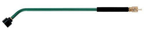 Dramm 12502 Colormark Premium Rain Watering Wand 30-Inch Length with 8-Inch Foam Grip, Green