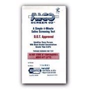 Alcohol Saliva Screen Test (Pack of 5)