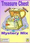 TREASURE Chest Toy Mystery Mix Vending 1 Capsule 250 count